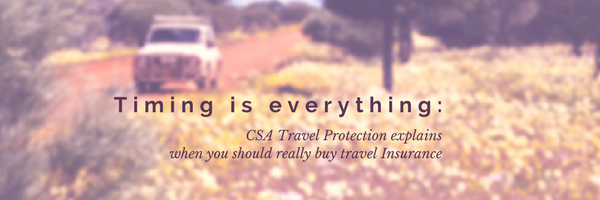 When You Should Really Buy Travel Insurance