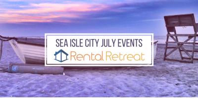 Sea Isle City July Events