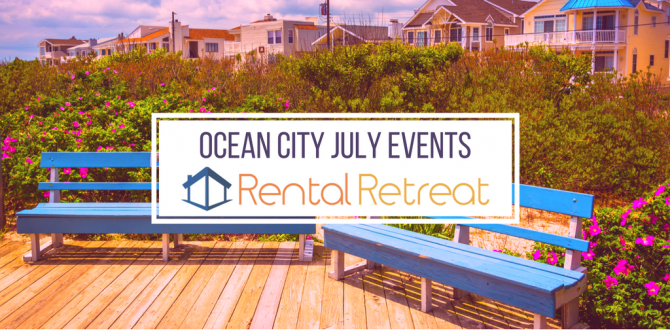 Ocean City July Events