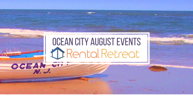 Ocean City August Events