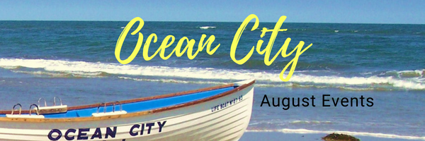 Ocean City Events August 2018
