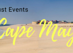 Cape May Events August 2018